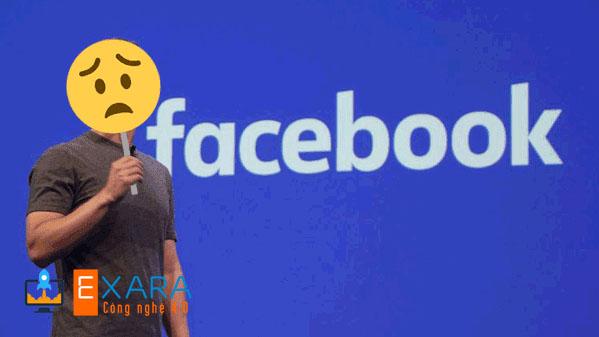 Cách lấy lại mật khẩu Facebook bị vô hiệu hóa