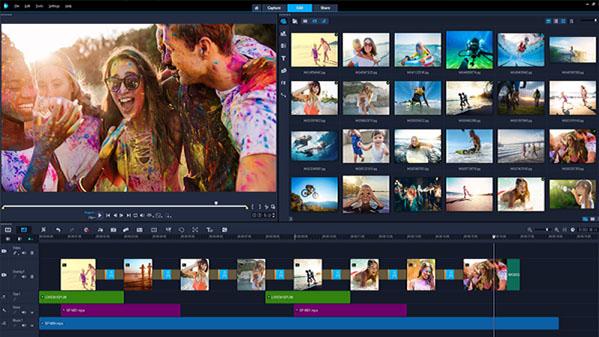Phần mềm làm video PhotoStage Slideshow