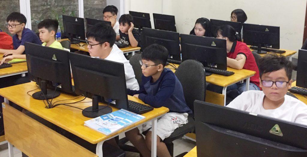 Khóa học lập trình cho trẻ em KASE