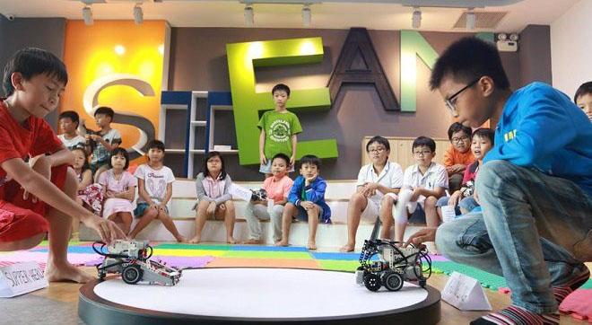 Khóa học lập trình cho trẻ em TEKY