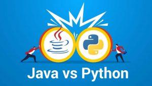 Tùy từng trường hợp ứng dụng mà Python hay Java sẽ có ưu thế khác nhau