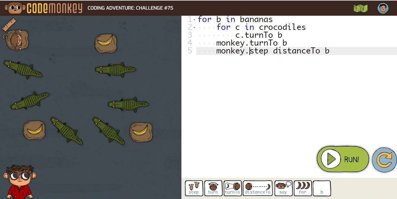 Lập trình cho trẻ em dựa trên văn bản tạo ra phần mềm thực thụ