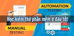 Học kiểm thử phần mềm ở đâu TPHCM - Hà Nội tốt & chất lượng